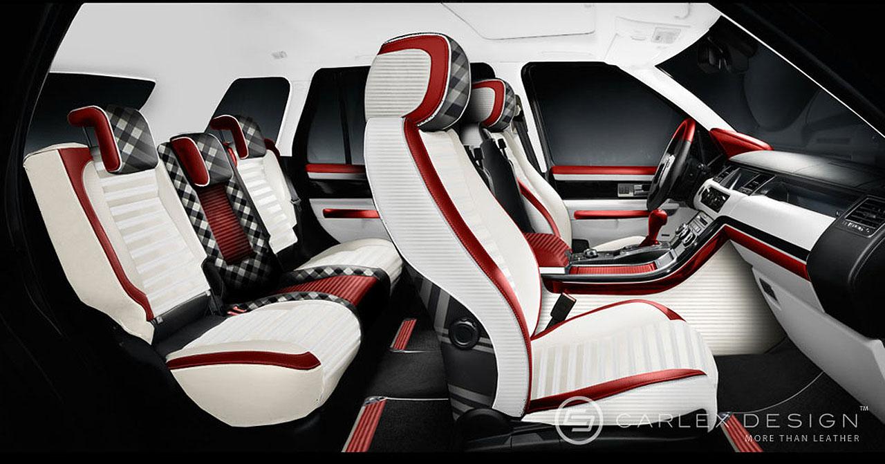 Carlex Design Range Rover Burberry Picture 71370