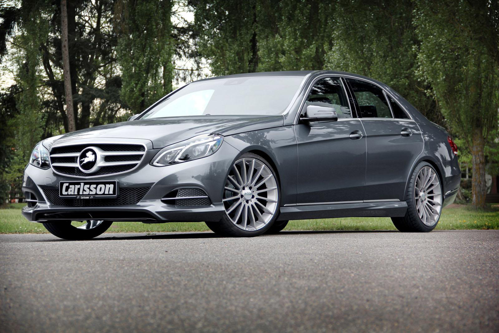 Carlsson 2014 mercedes benz e class w212 for Mercedes benz 2014