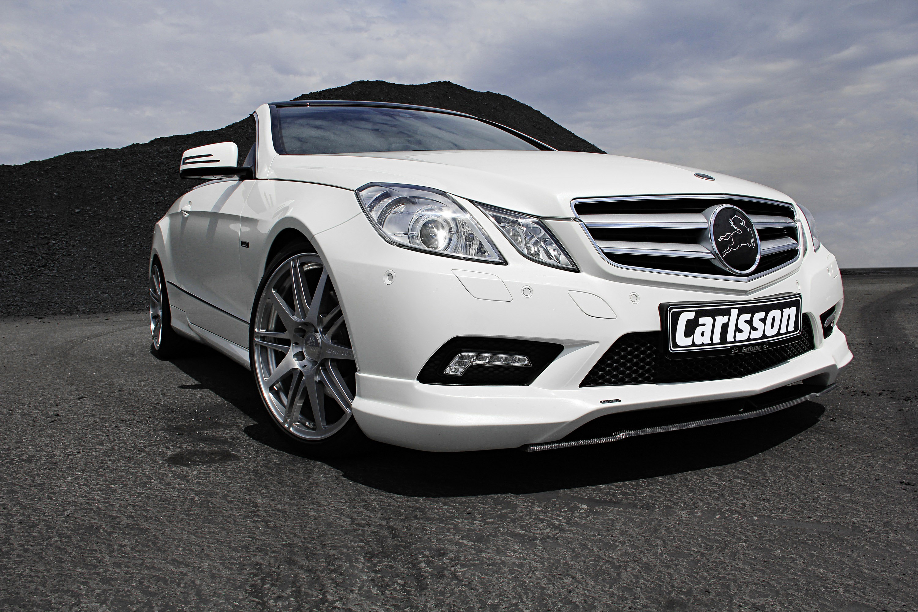 carlsson mercedes benz e class cabriolet. Black Bedroom Furniture Sets. Home Design Ideas