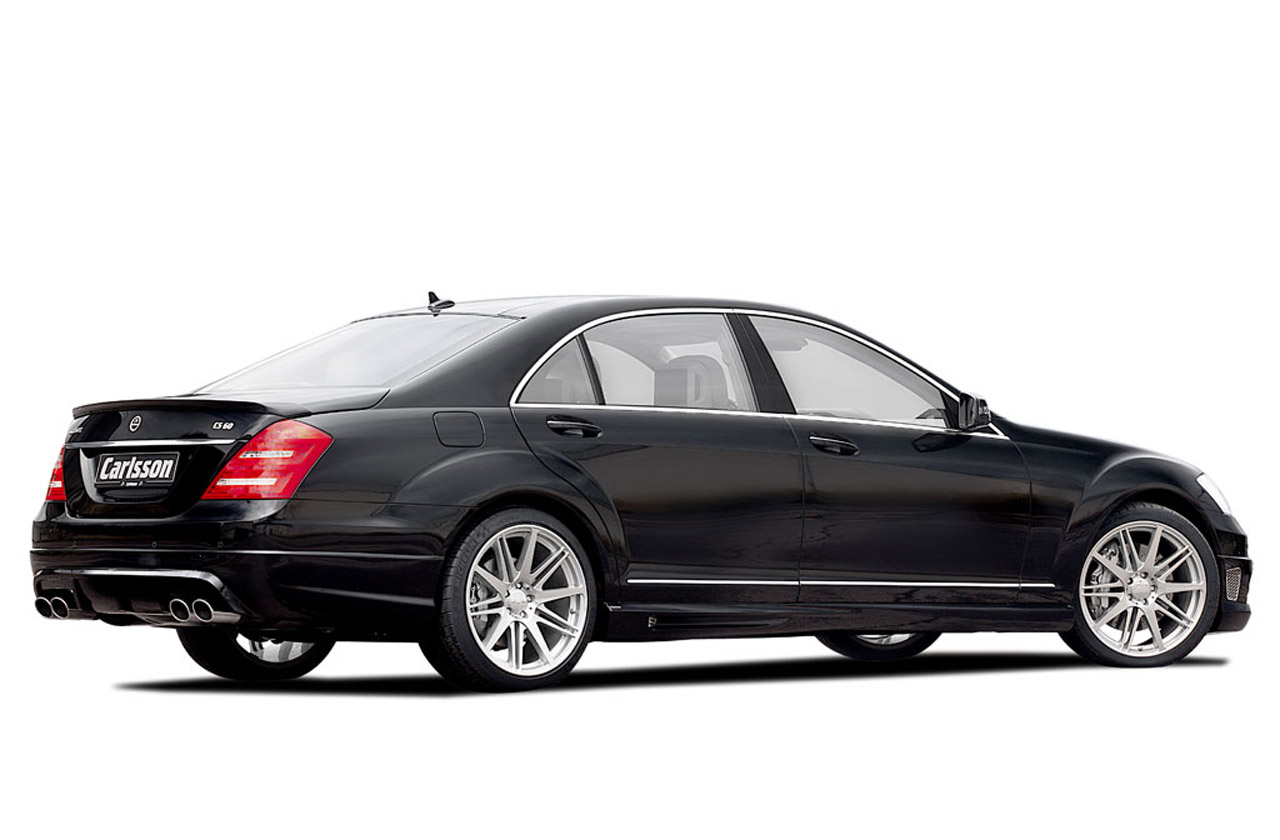 Mercedes Roadside Assistance >> Carlsson Mercedes-Benz S-Class W221