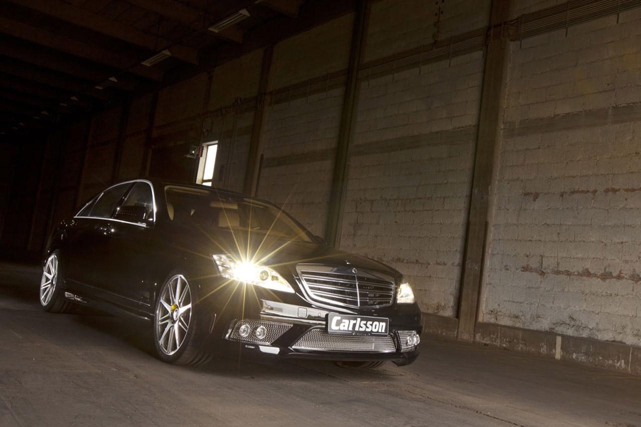 Carlsson Mercedes Benz S Class W221