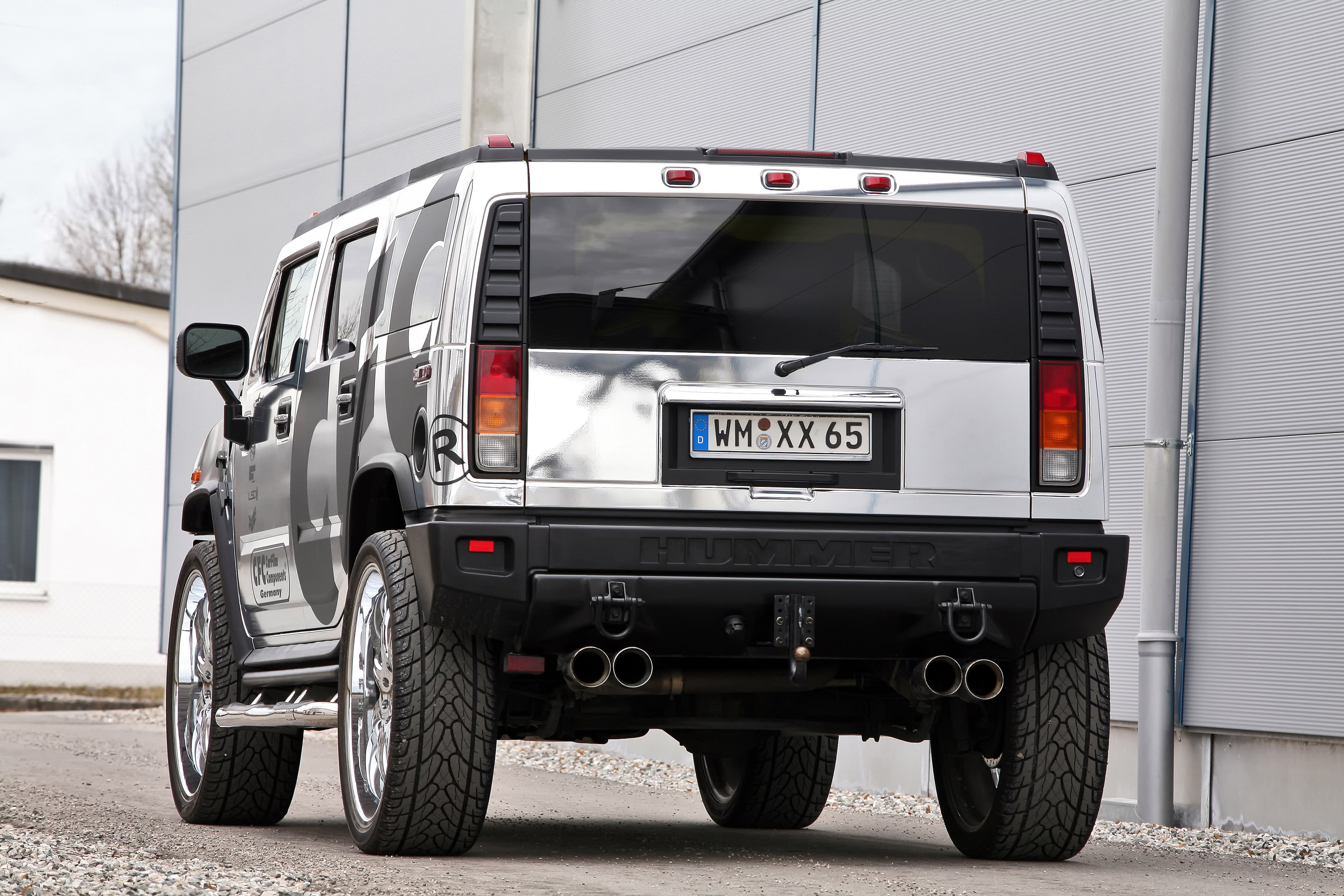 CFC Hummer H2 2010  HD Pictures  Automobilesreview