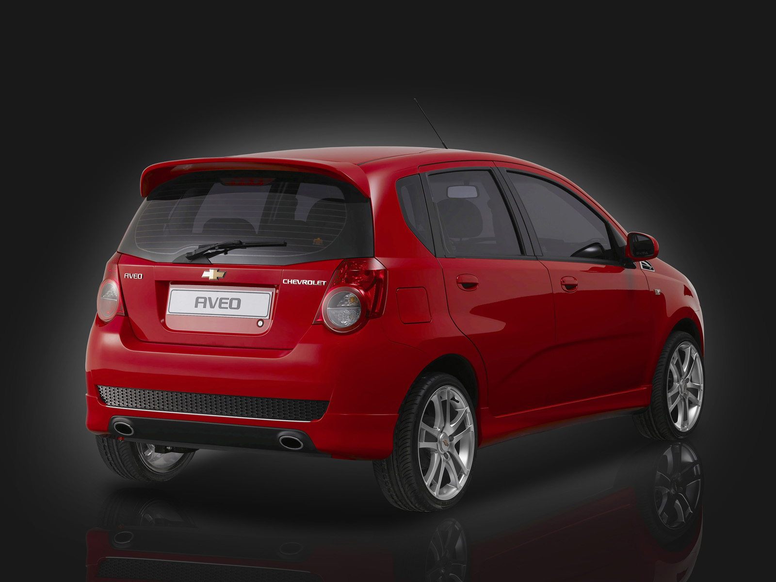 Chevrolet Announces Pricing For 2009 Aveo And Aveo5