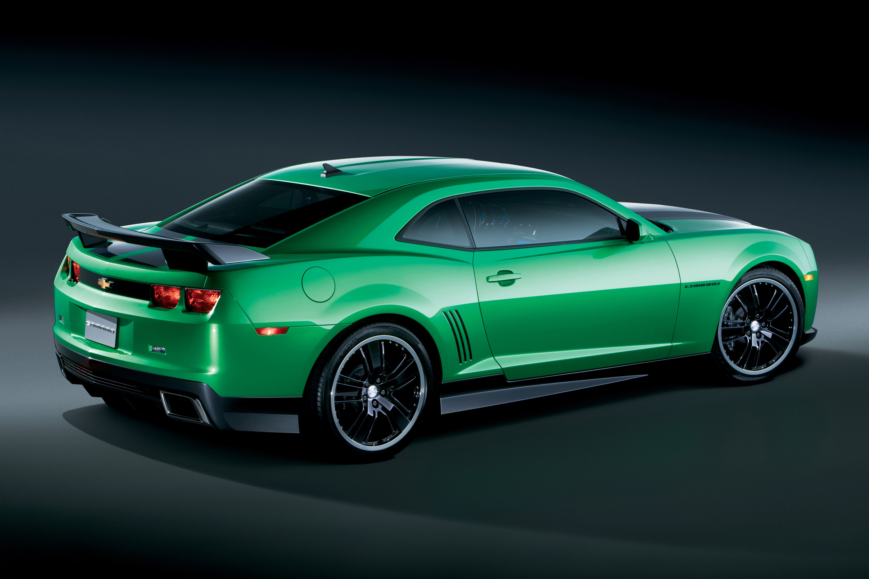 news chevrolet price special green edition ss camaro emerald chevy information and