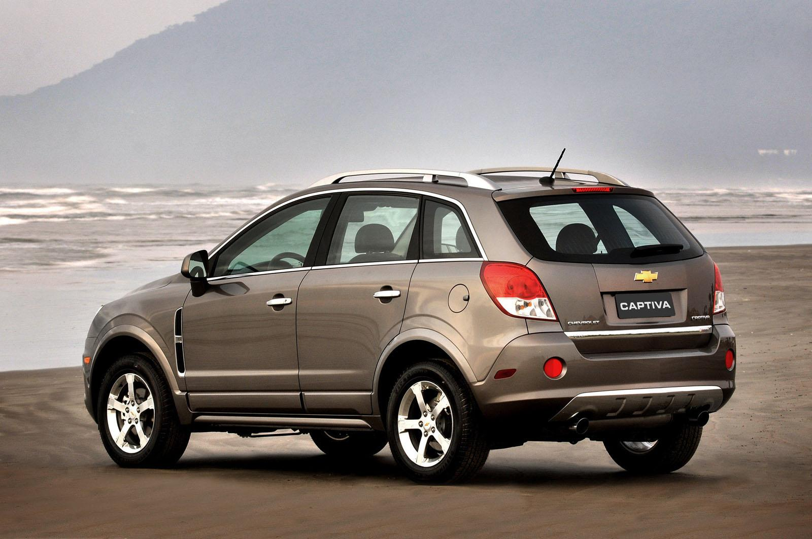 All Chevy chevy captiva awd : Chevrolet Captiva Sport US