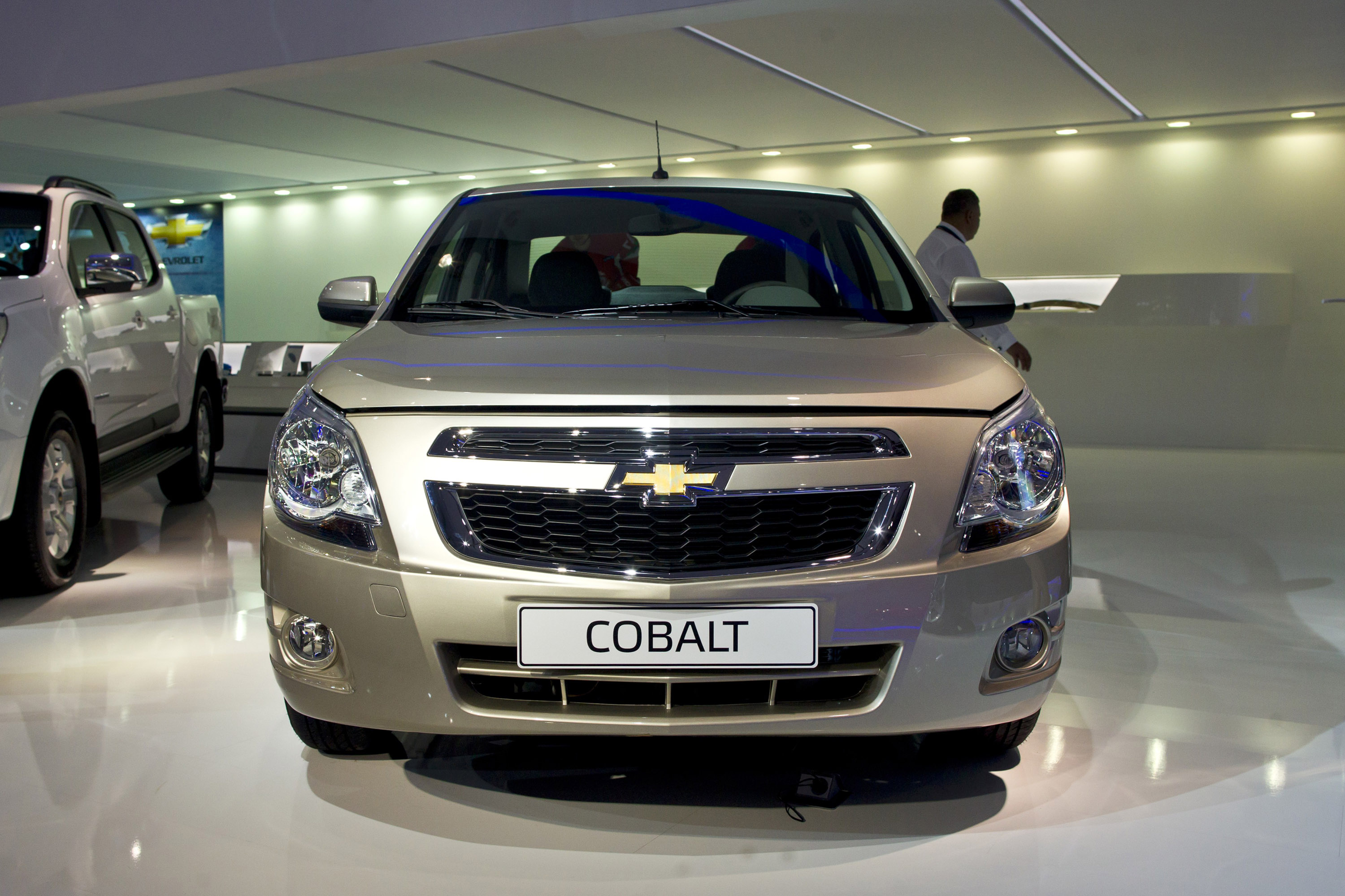 Chevrolet Cobalt Moscow 2012  Picture 73812