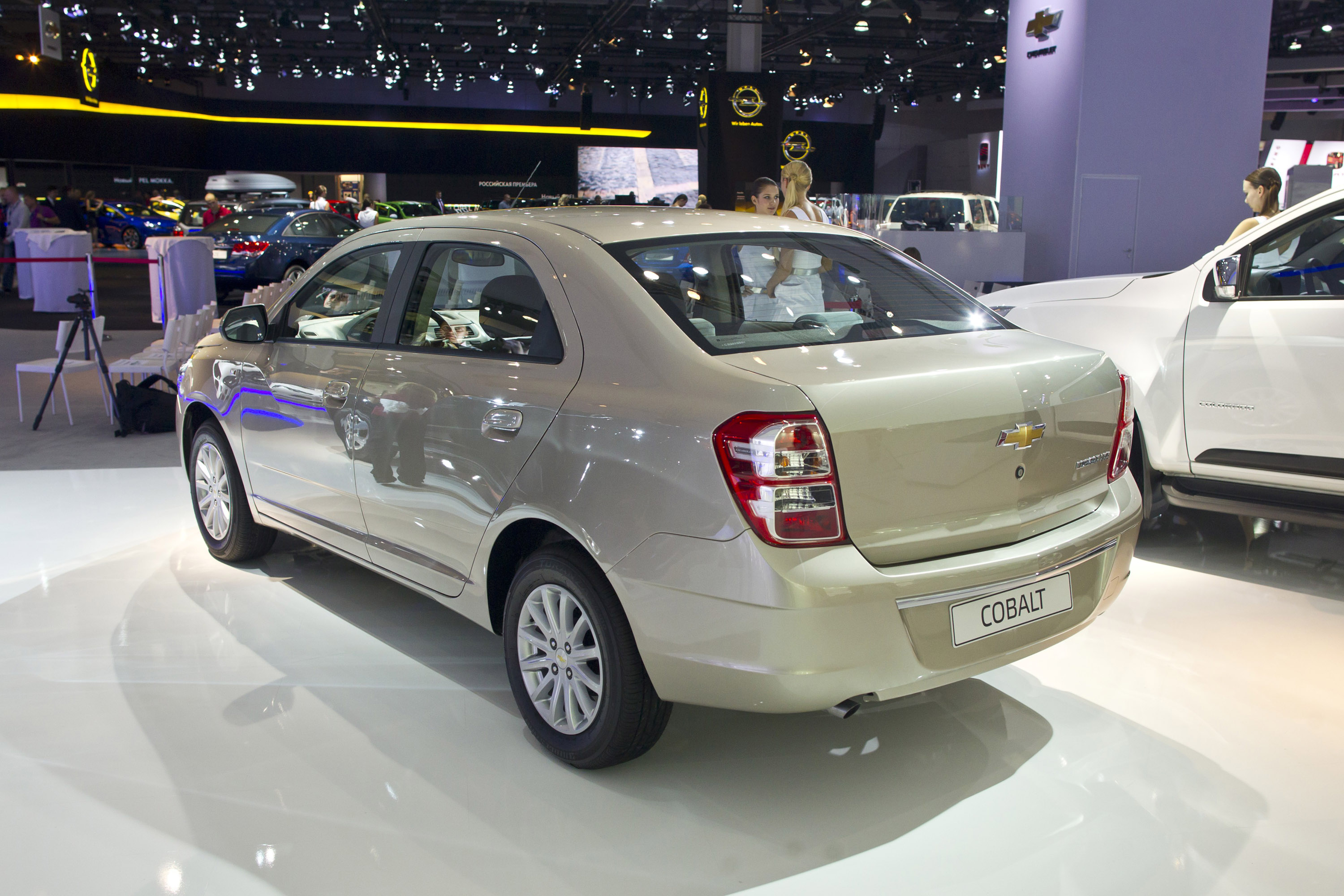 Chevrolet Cobalt Moscow 2012  Picture 73817