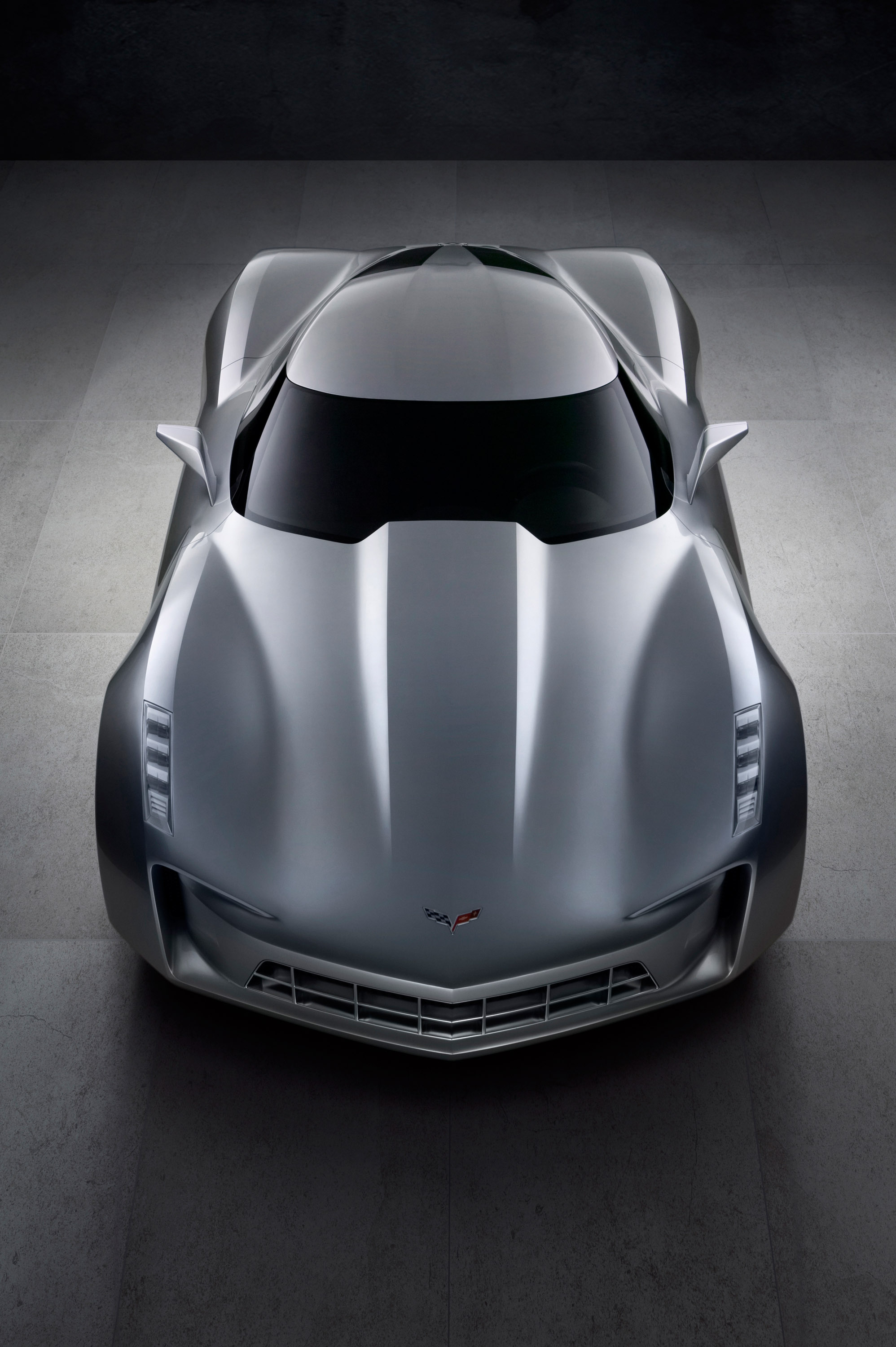 Chevrolet 50th Anniversary Corvette Stingray Concept ...