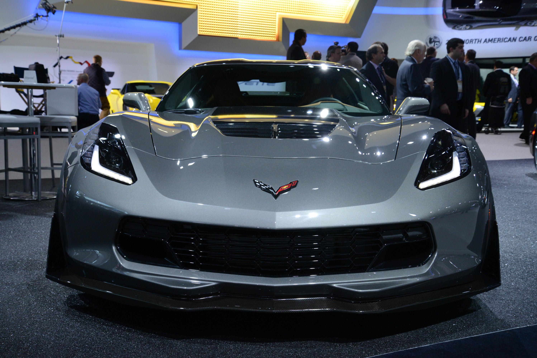 X1 Photos Mobile App >> Chevrolet Corvette Z06 Detroit 2014 - Picture 94658