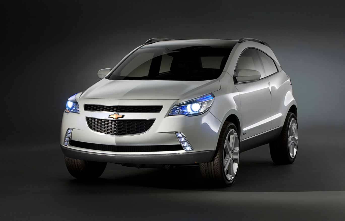 Chevy Blazer 2015 >> Chevrolet GPiX Crossover Coupe Concept - Picture 10021