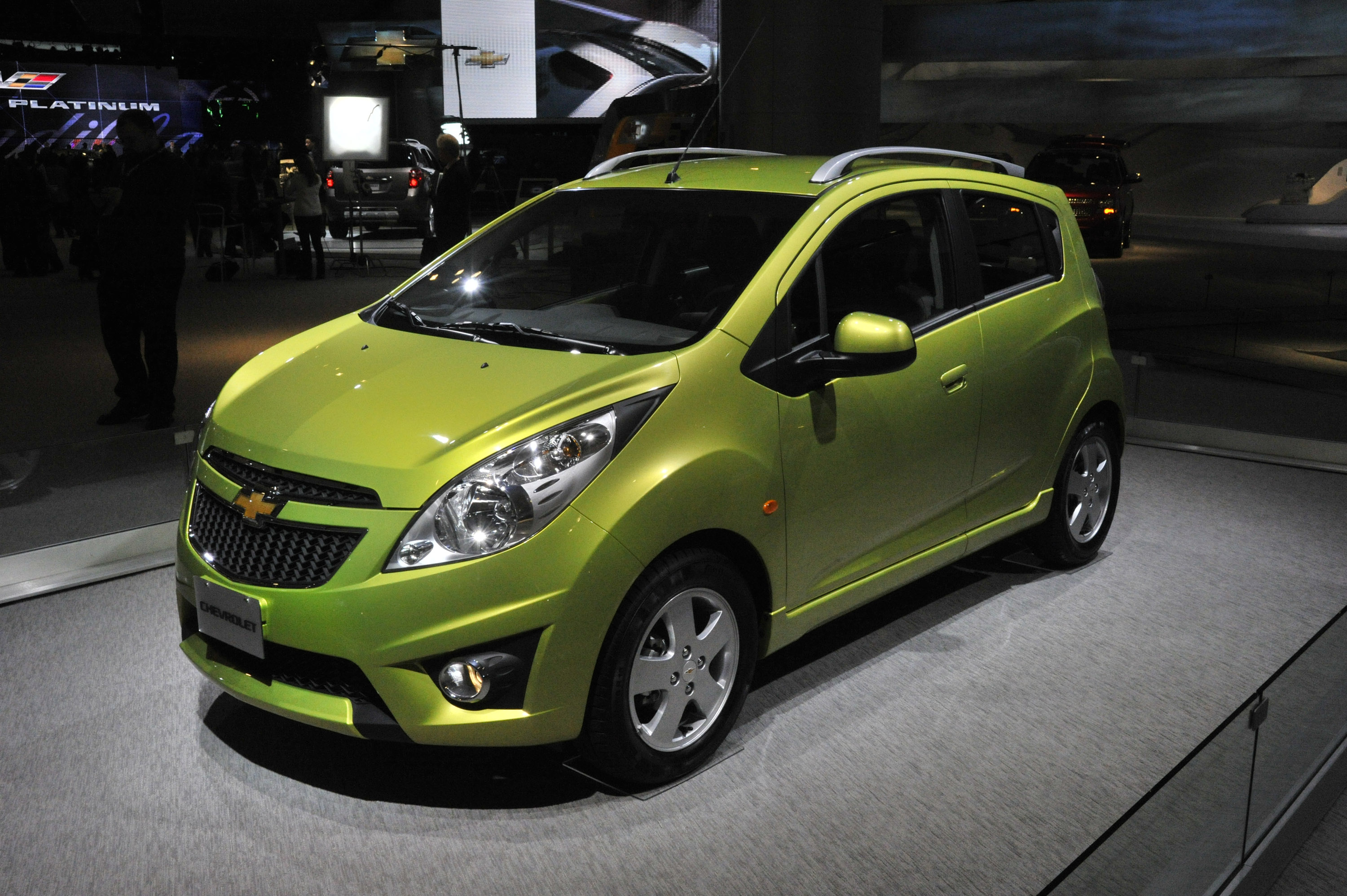 Chevrolet Spark Detroit 2010 Picture 30229