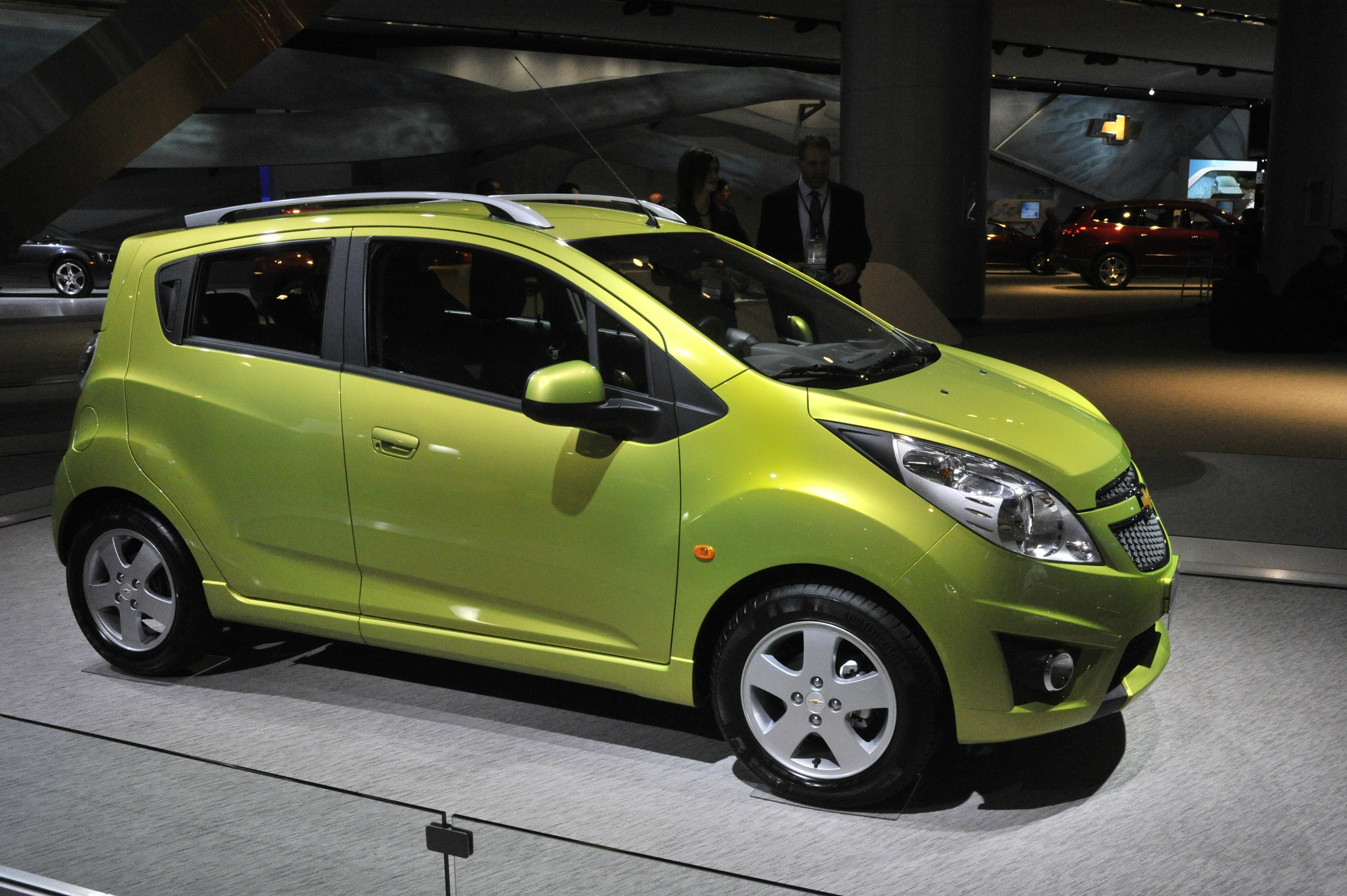 Chevrolet Spark Detroit 2010 Picture 30231