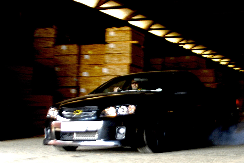 Chevrolet SuperUte pick-up