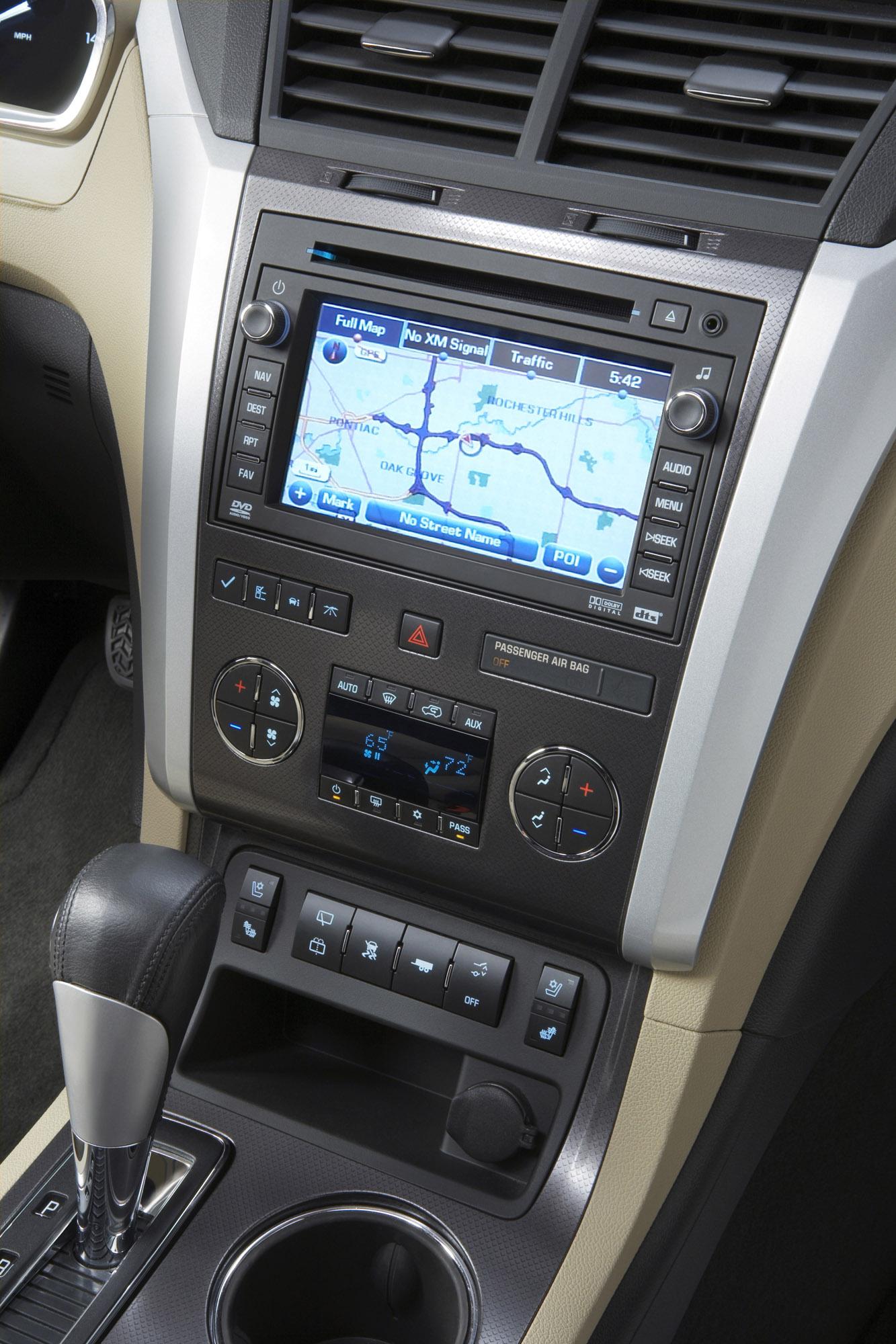 World Car Mazda >> Chevrolet Traverse 2009 - Picture 16925
