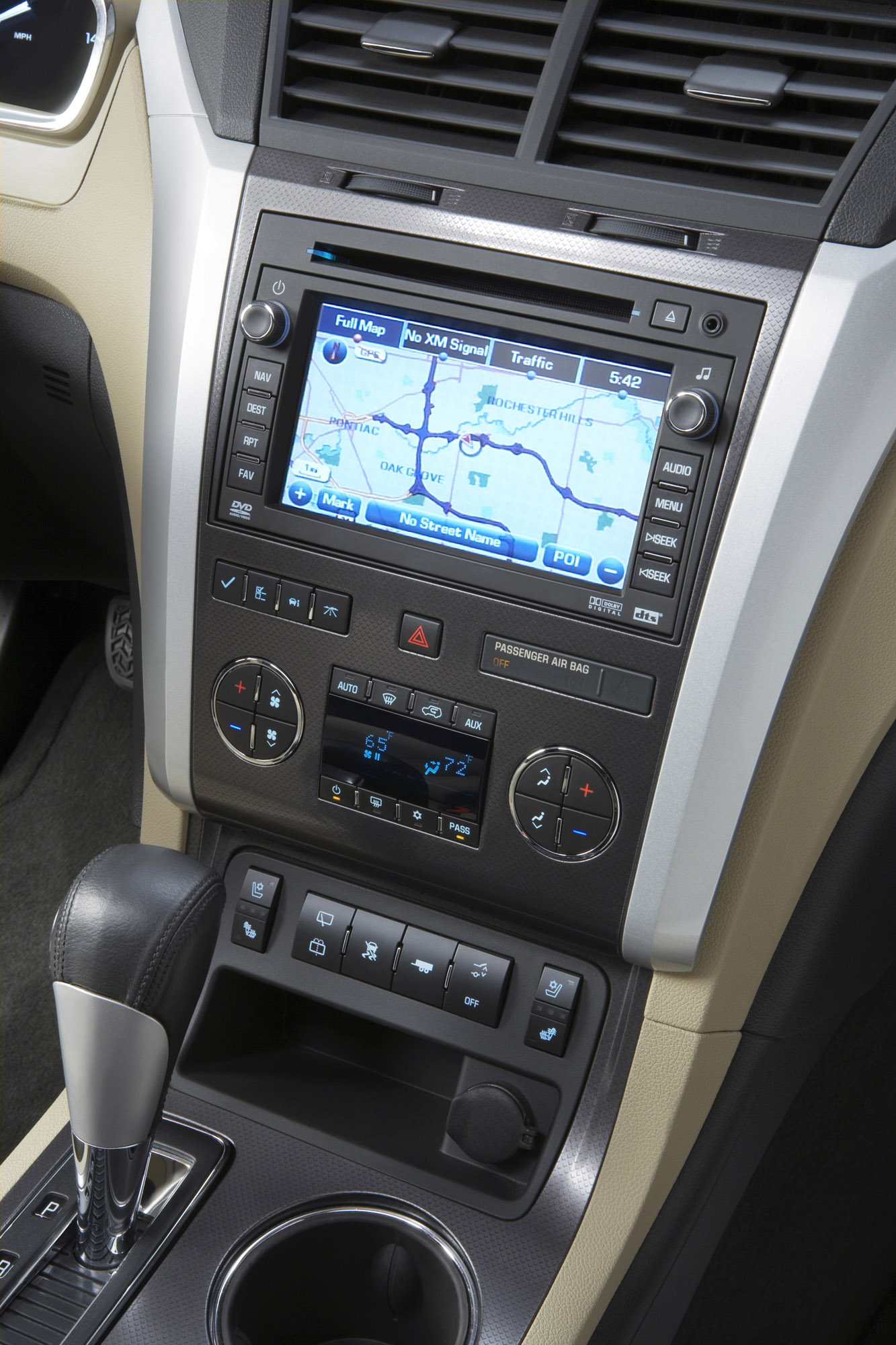 Chevrolet Traverse 2009 - Picture 16925