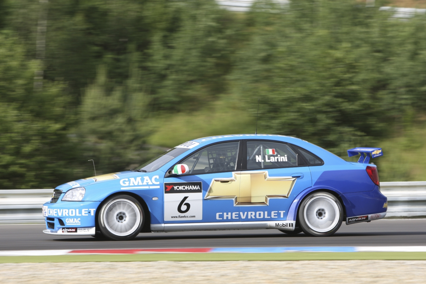 Chevrolet Wtcc Goes To Portuguese Beaches Picture 16940
