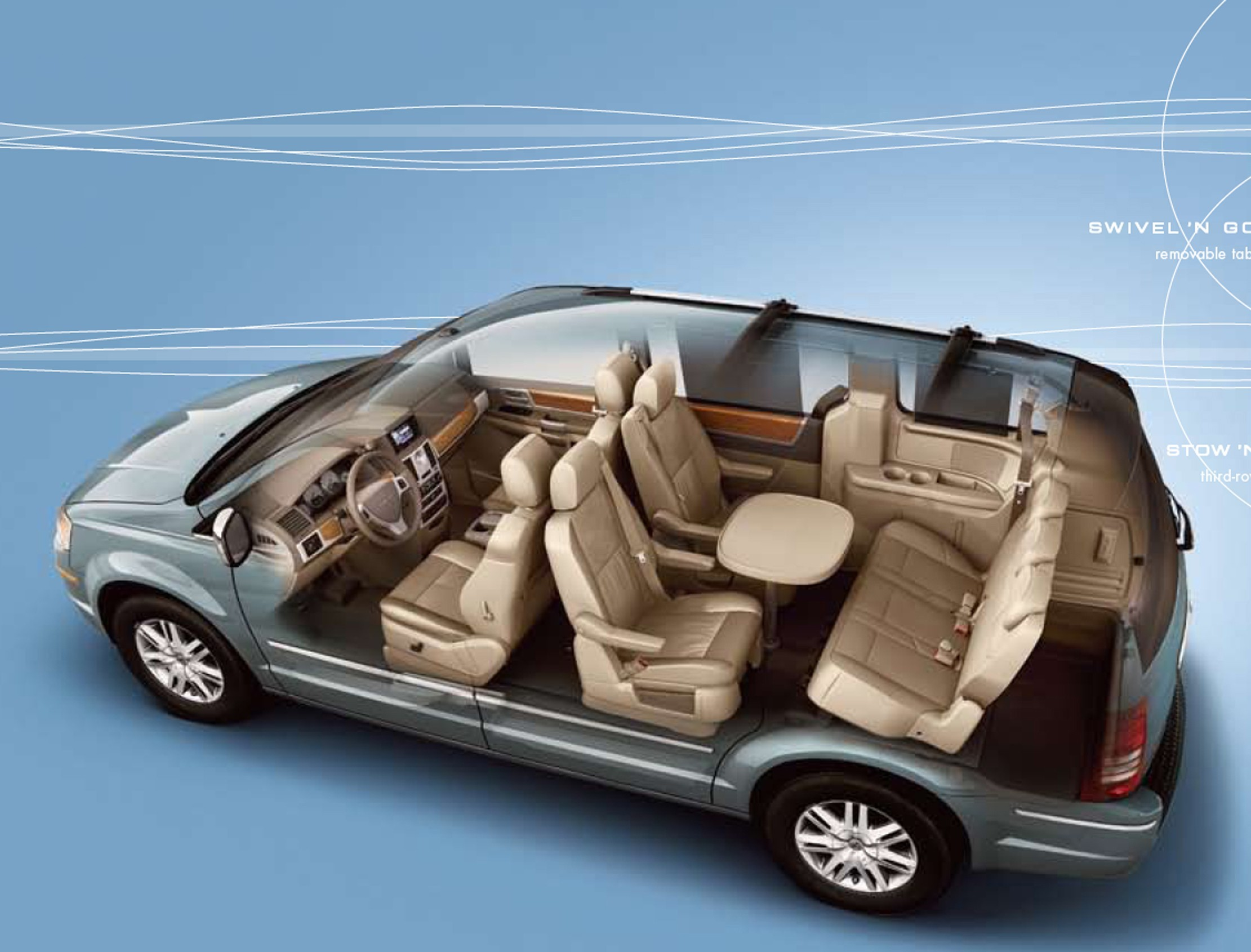 Exceptional Chrysler Town Country Wins Ward Interior