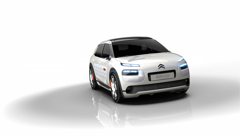 Citroen C4 Cactus Airflow 2l Concept To Debut In Paris Video