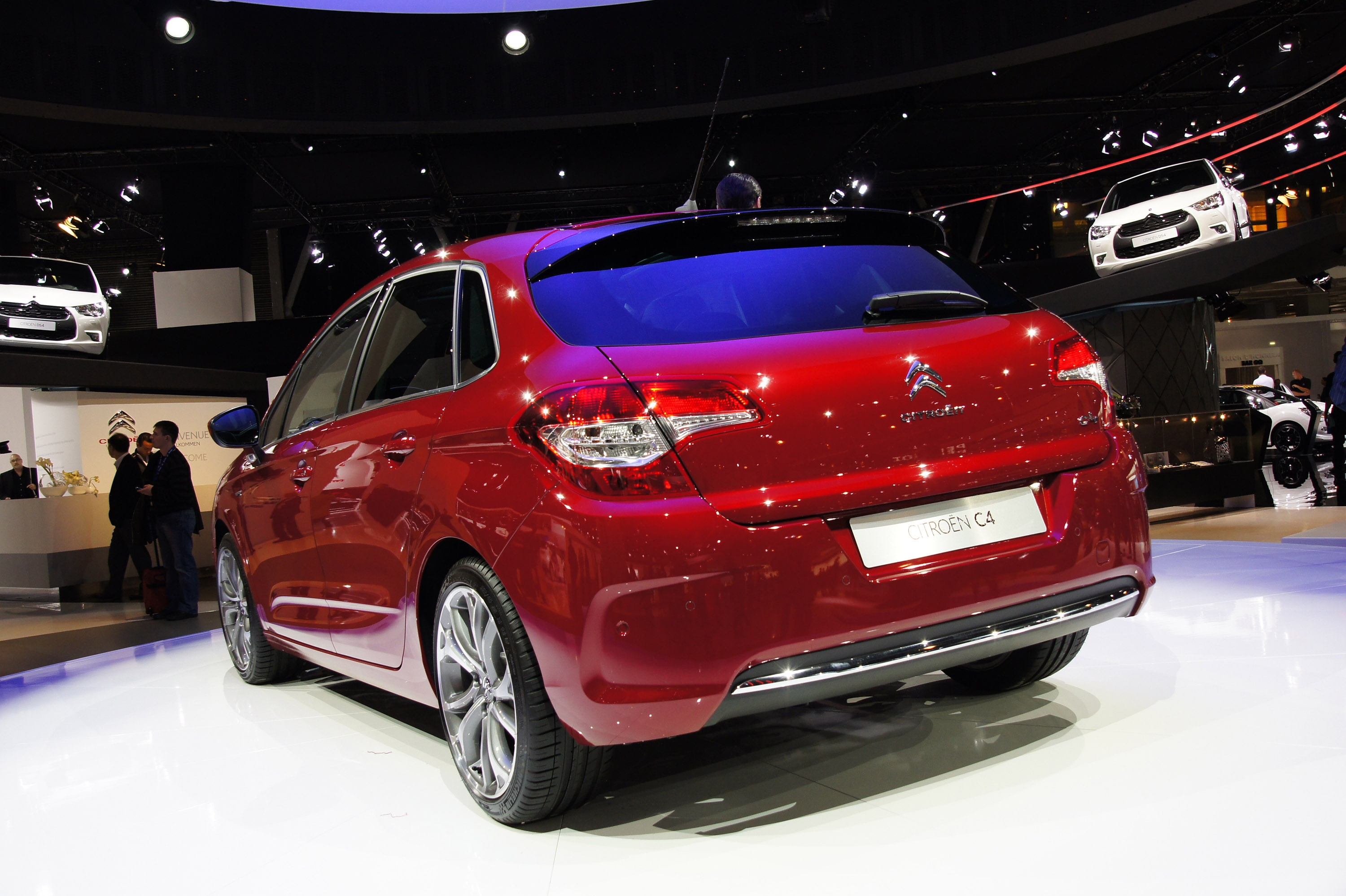 Citroen C4 Paris 2010 Picture 43184