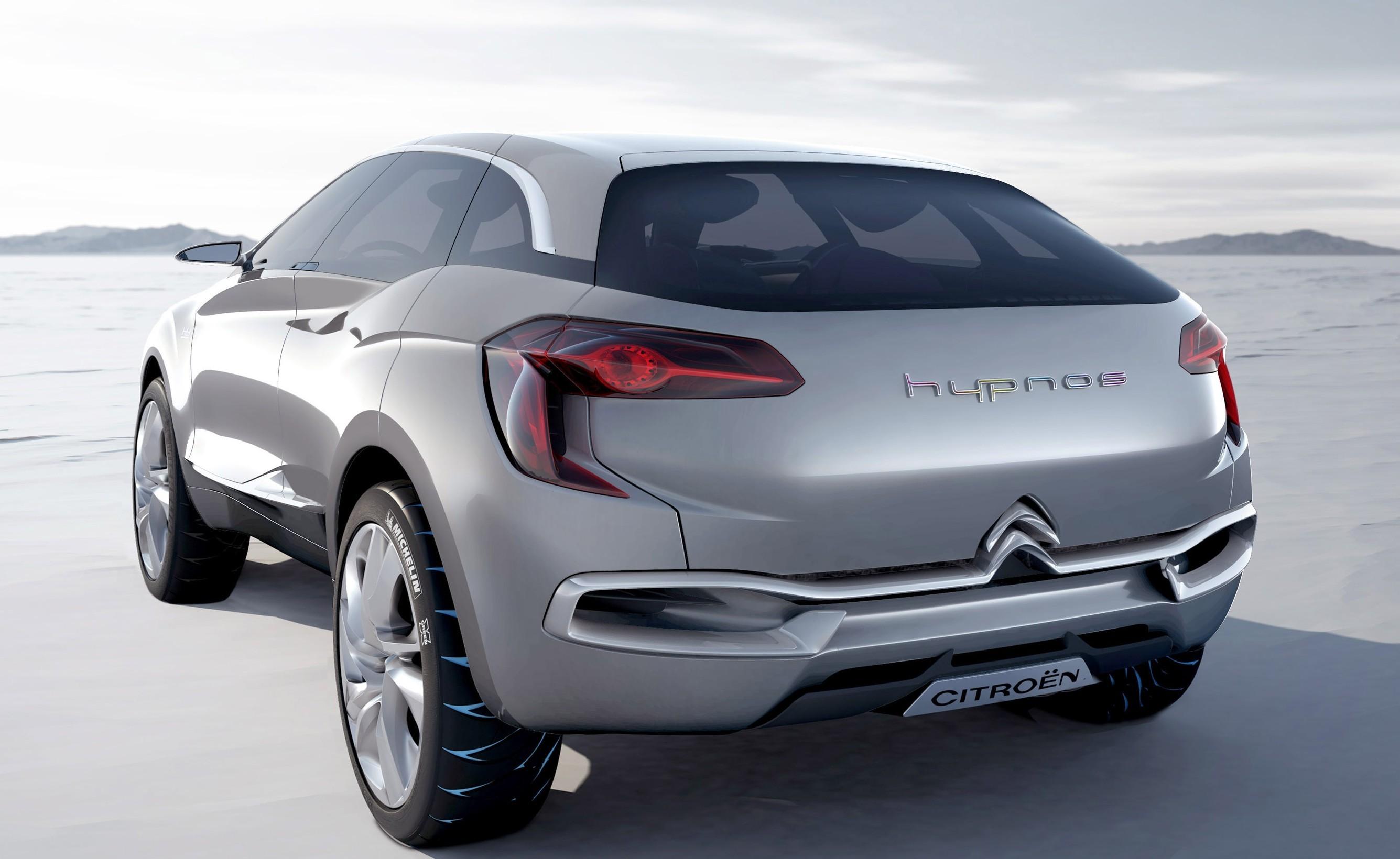 Citroen Hypnos Concept on 2016 Kia Sorento