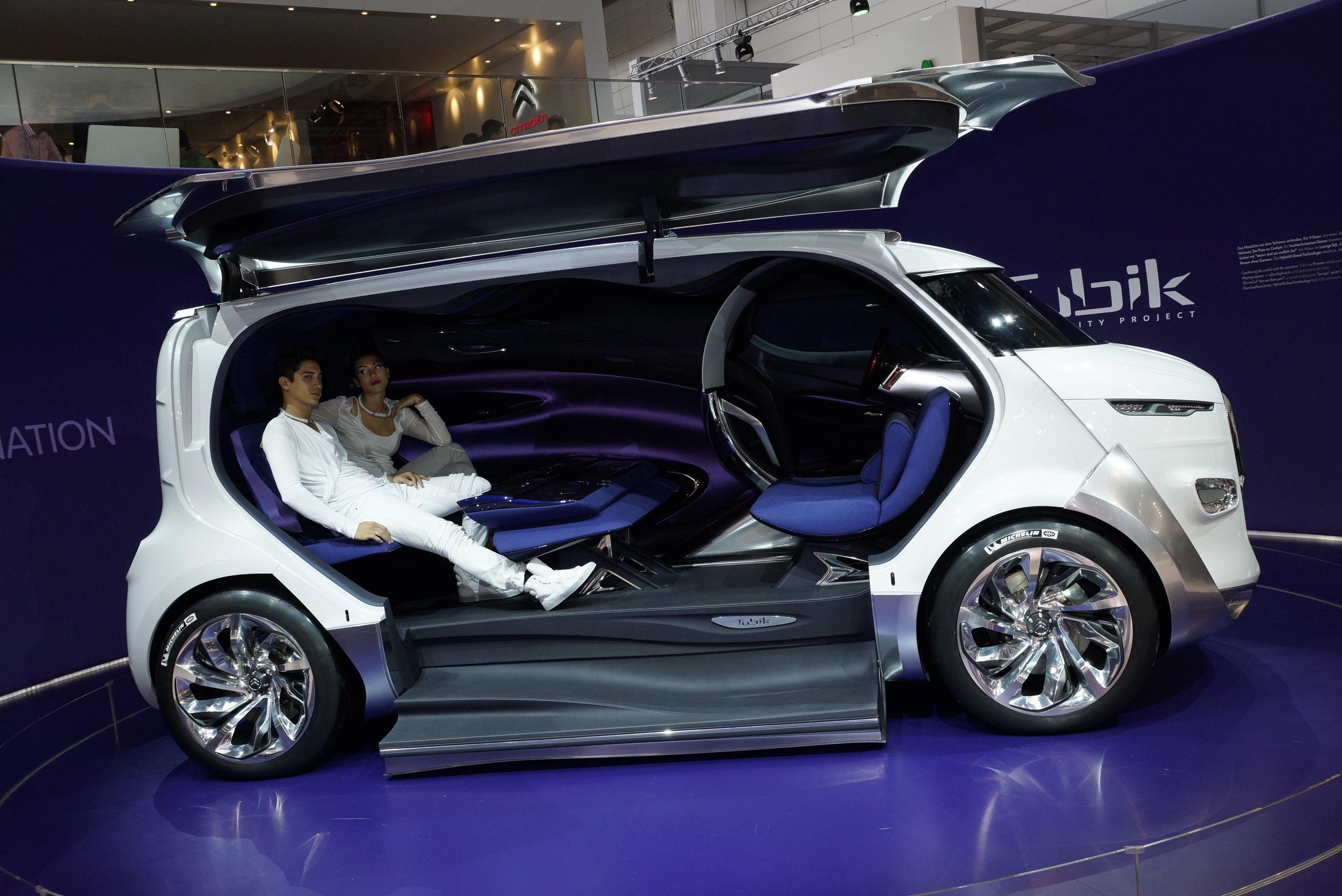 Citroen Tubik Concept Frankfurt 2011 Picture 58672