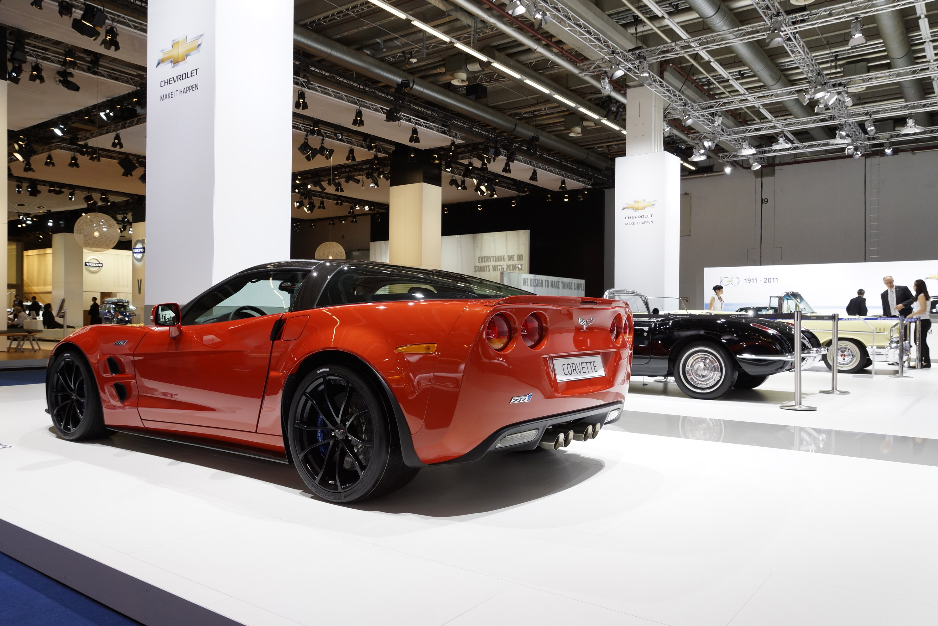 Zr1 Best Motoring Corvette Zr Frankfurt