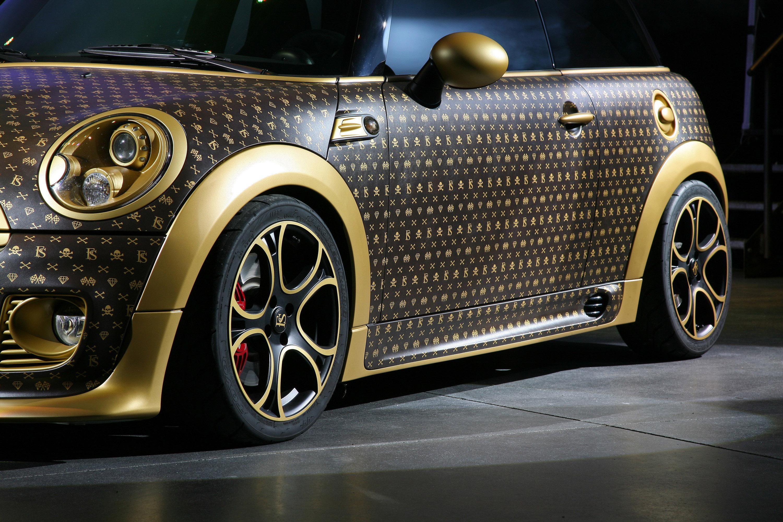Mini Cooper Gucci >> CoverEFX MINI Cooper Works