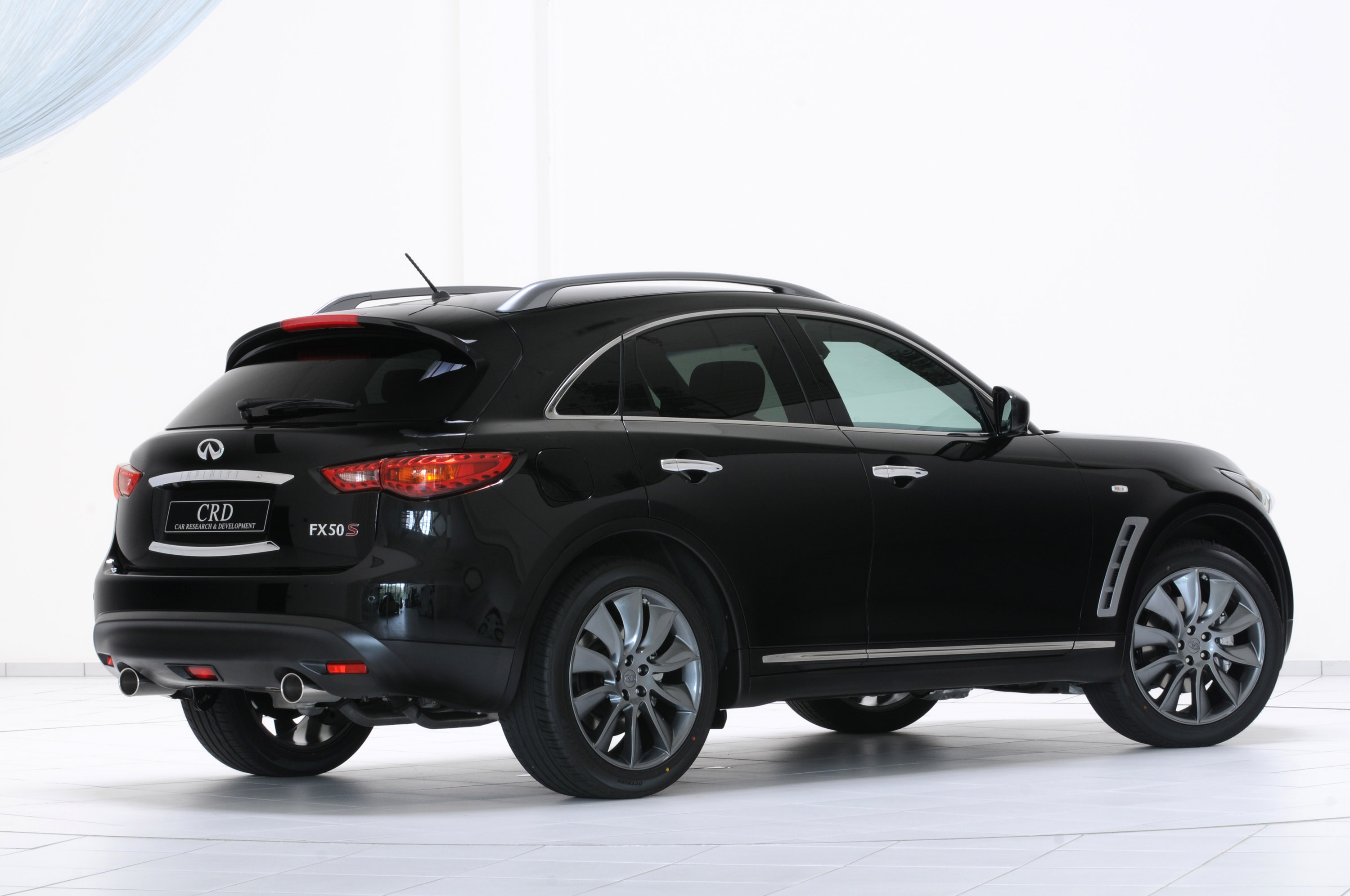 International Vehicle Importers >> CRD Infiniti FX Concept Car
