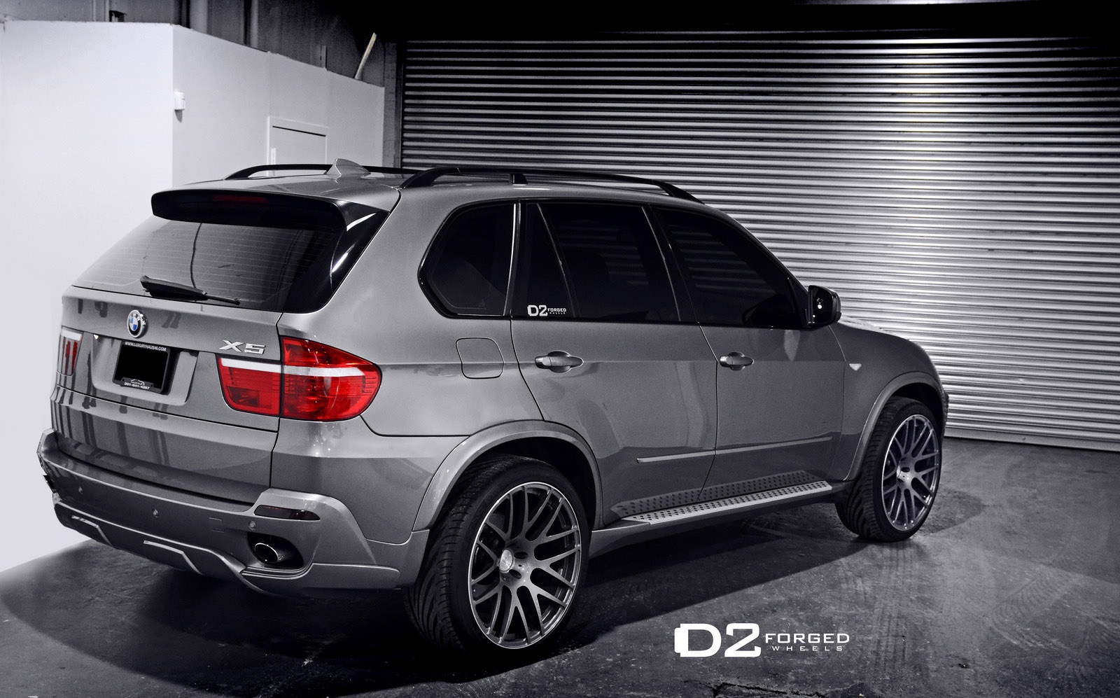 D2Forged Updates BMW X5