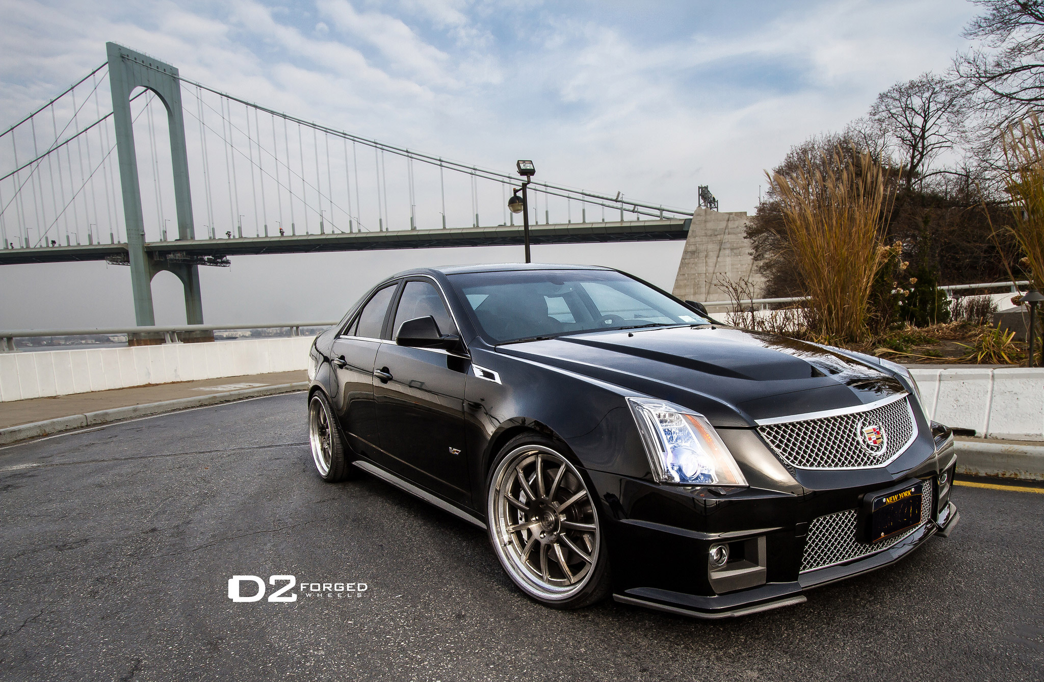 D2Forged Cadillac CTS-V FMS-11 - Picture 78895