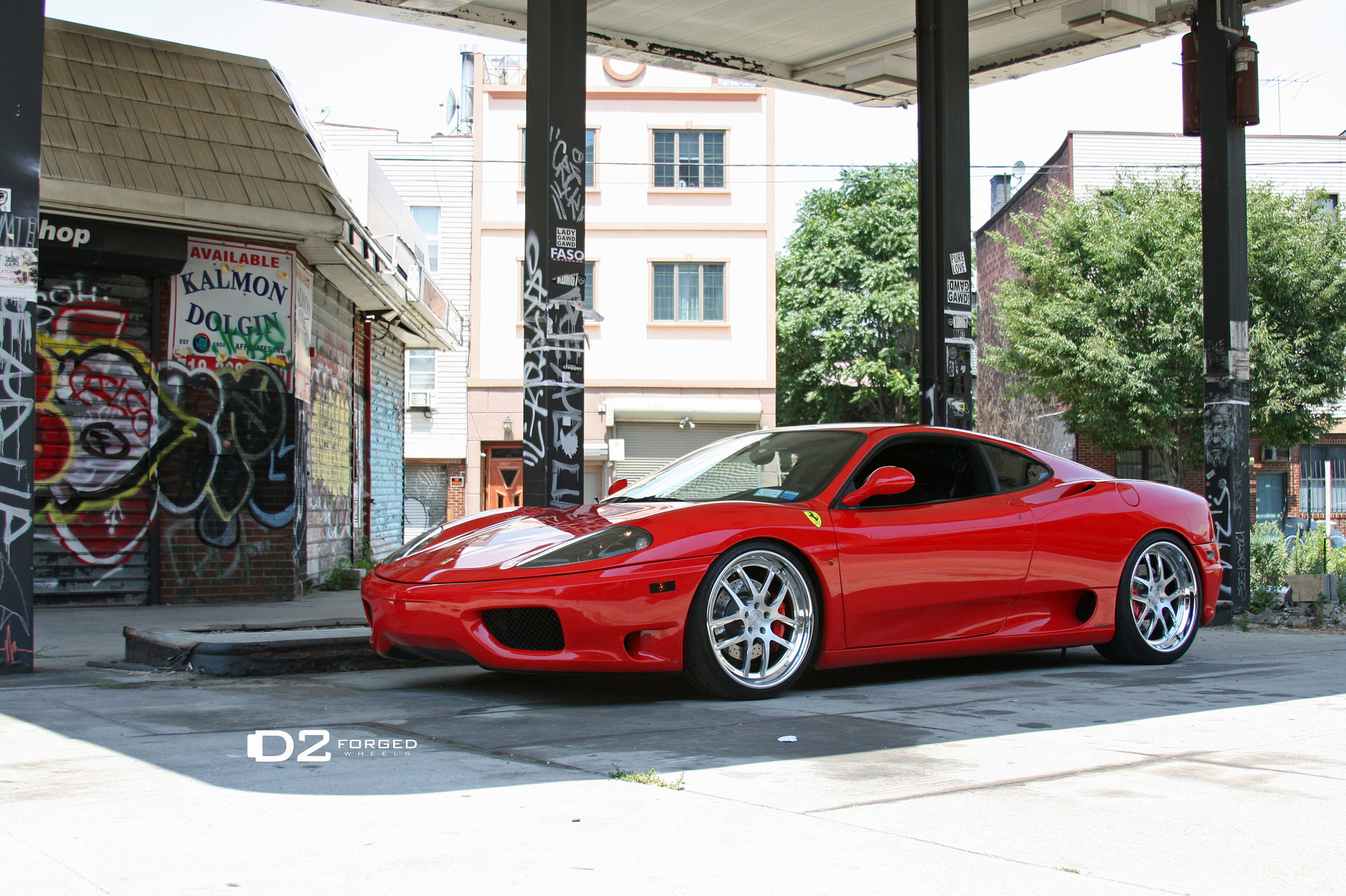 D2forged Ferrari 360 Fms 08 Picture 73372