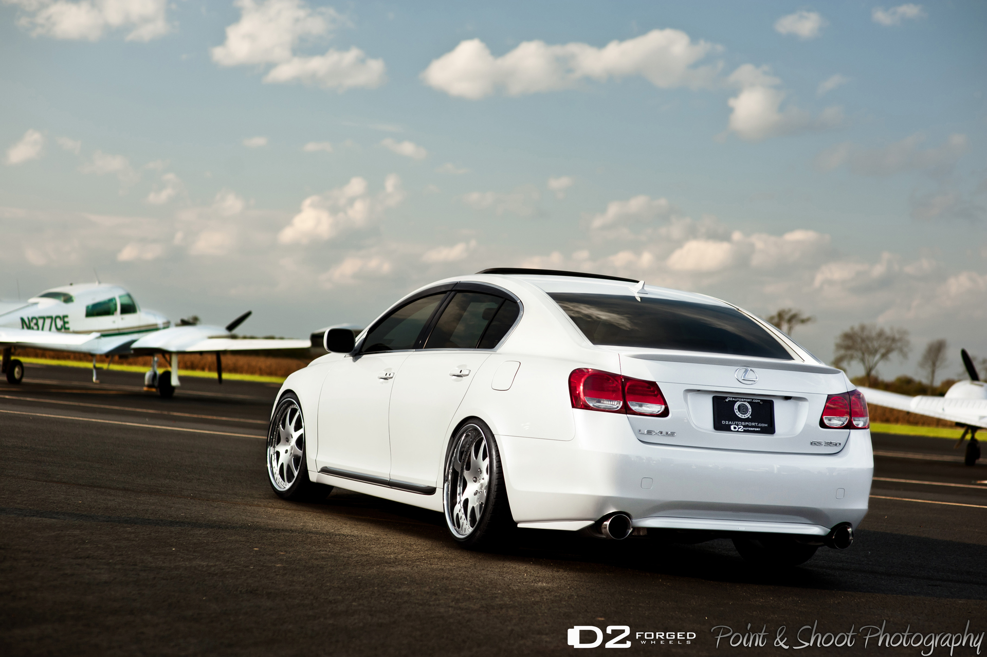 2011 Honda Accord Ex L V6 >> D2Forged Lexus GS350 FMS-07 - Picture 73467