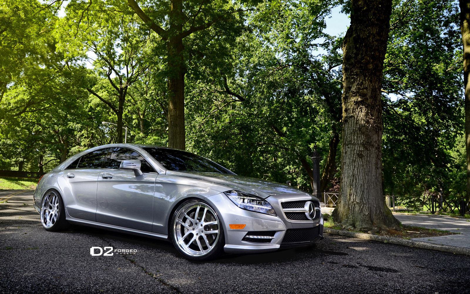 D2forged mercedes benz cls 550 fms08 for Mercedes benz cls for sale