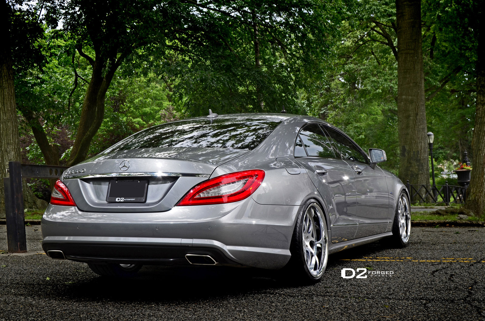 D2forged Mercedes Benz Cls 550 Fms08 Picture 86803