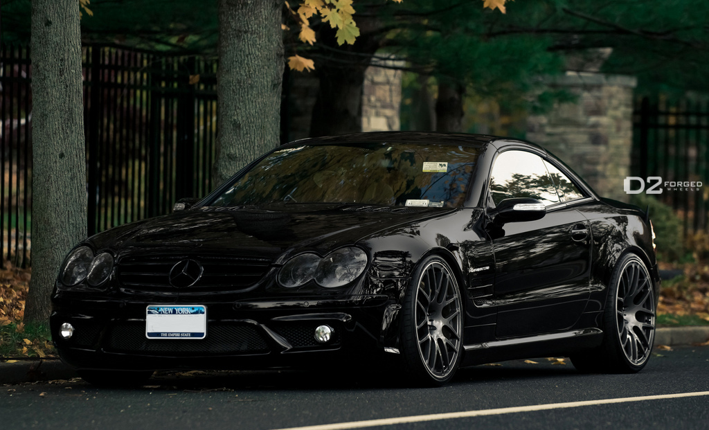 D2forged mercedes benz sl55 mb1 picture 73513 for Mercedes benz sl55