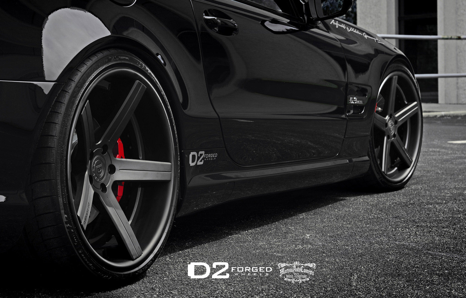 D2forged Gives Mercedes Benz Sl63 Amg New Look