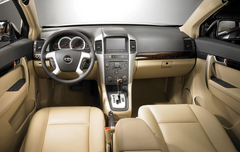 Spirit Auto Sales >> GM DAEWOO Introduces 2009 Model Year Winstorm SUV