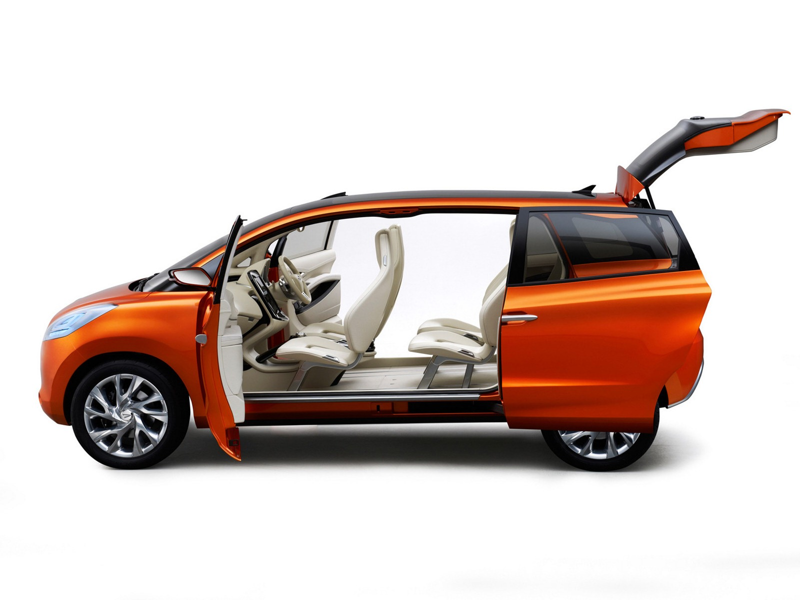 Daihatsu Exhibits Eight Concept Cars At The Indonesia ...
