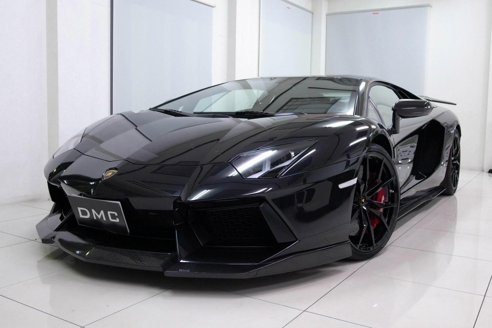 Dmc Lamborghini Aventador Lp700 Built By Autoproject D