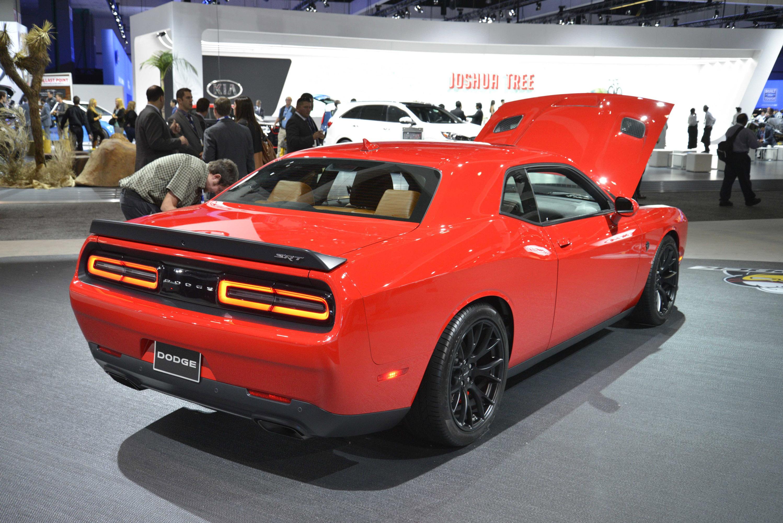 2014 Dodge Challenger SRT Hellcat Los Angeles picture - pic116167