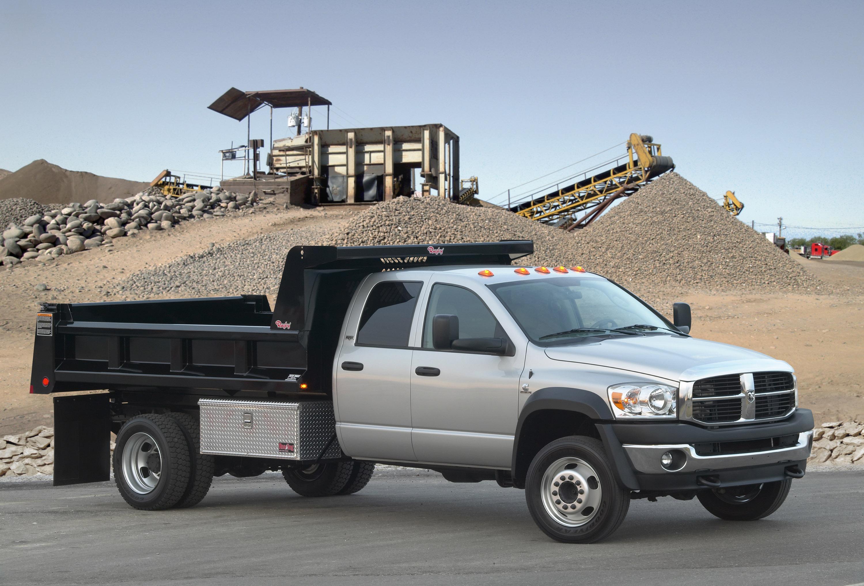Ram 5500 Dump Truck >> Dodge Ram 4500 / 5500