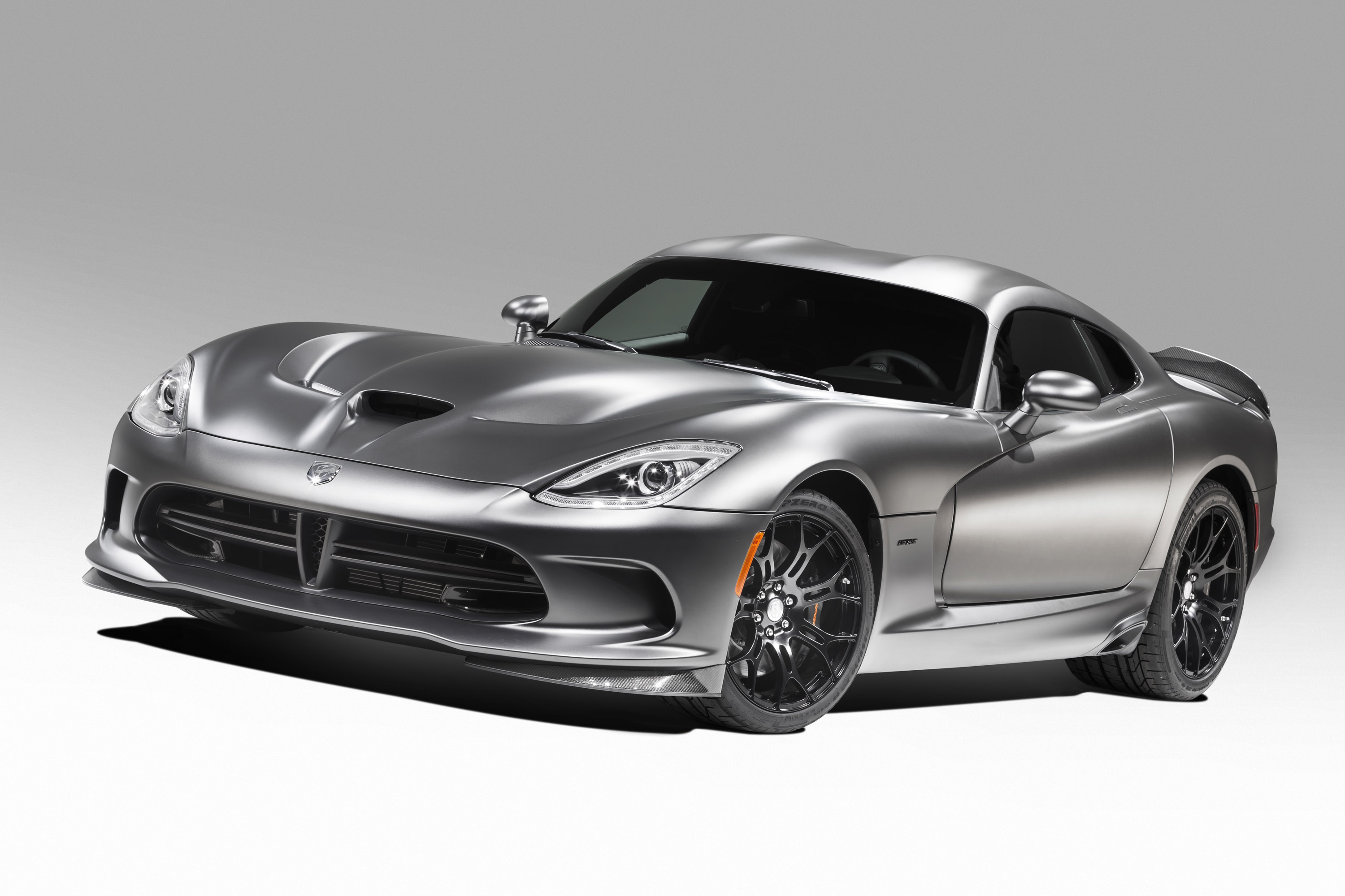 Dodge Viper GTS Time Attack Carbon Special Edition