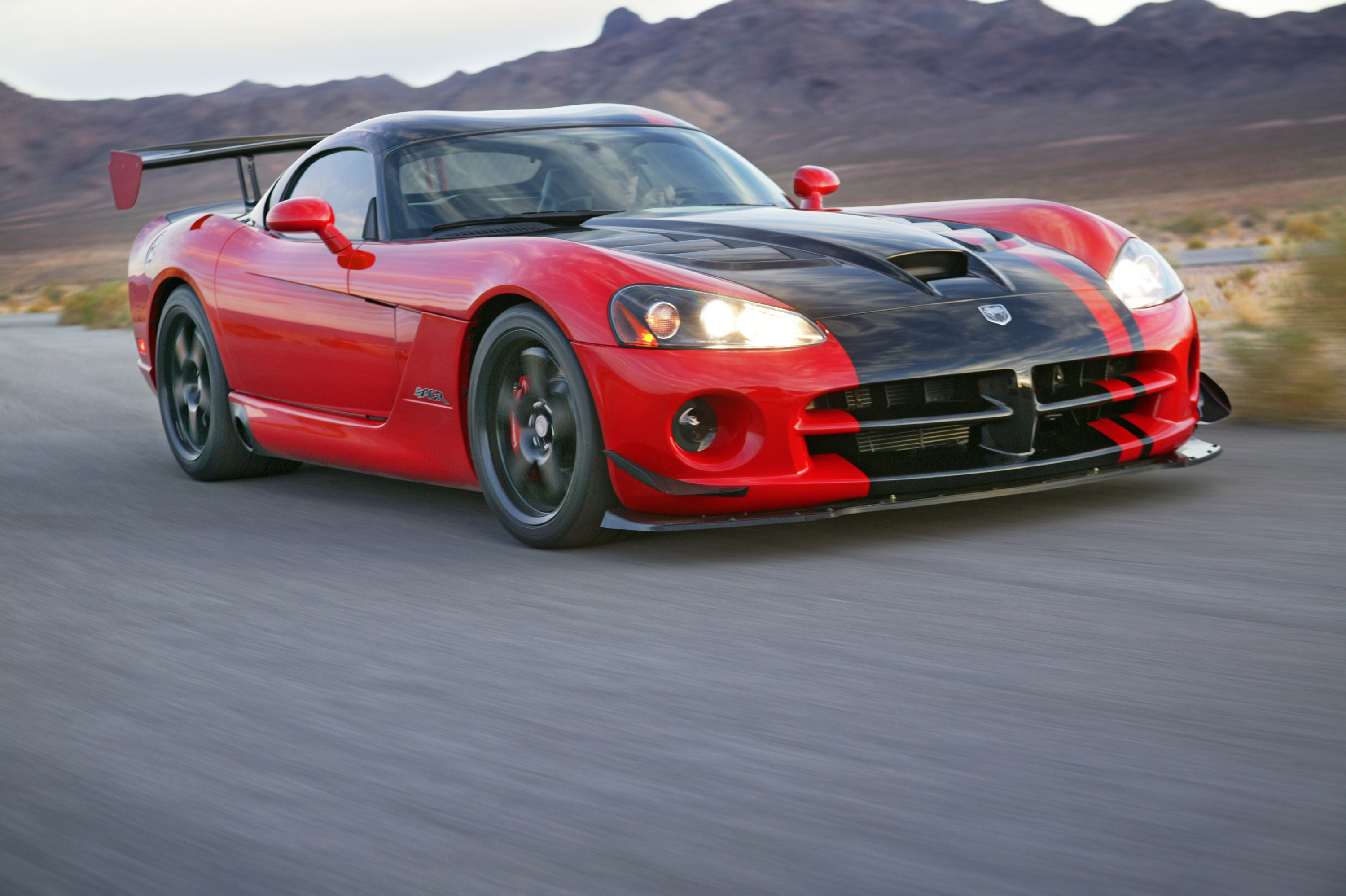 Dodge Viper – Wikipedia, wolna encyklopedia