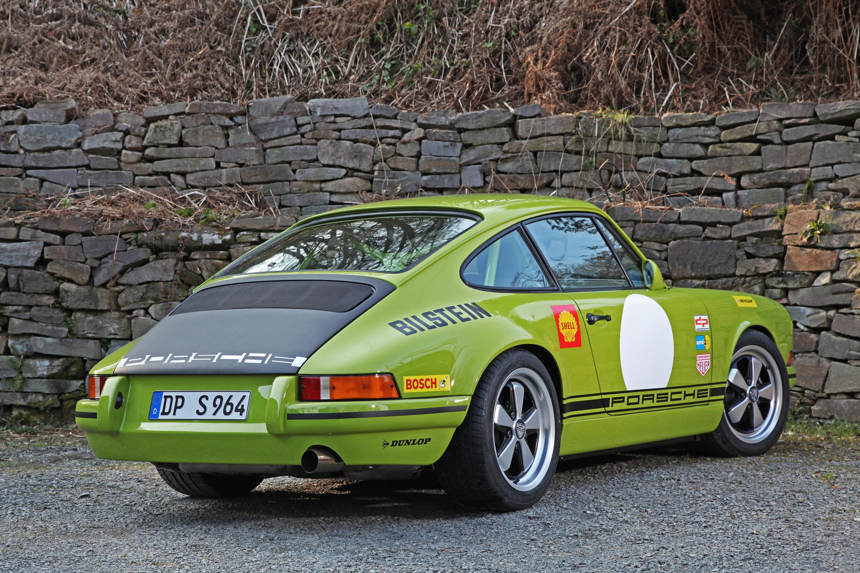 Porsche 911 Rims >> DP Motorsport Porsche 911 (964) - A Modern Classic