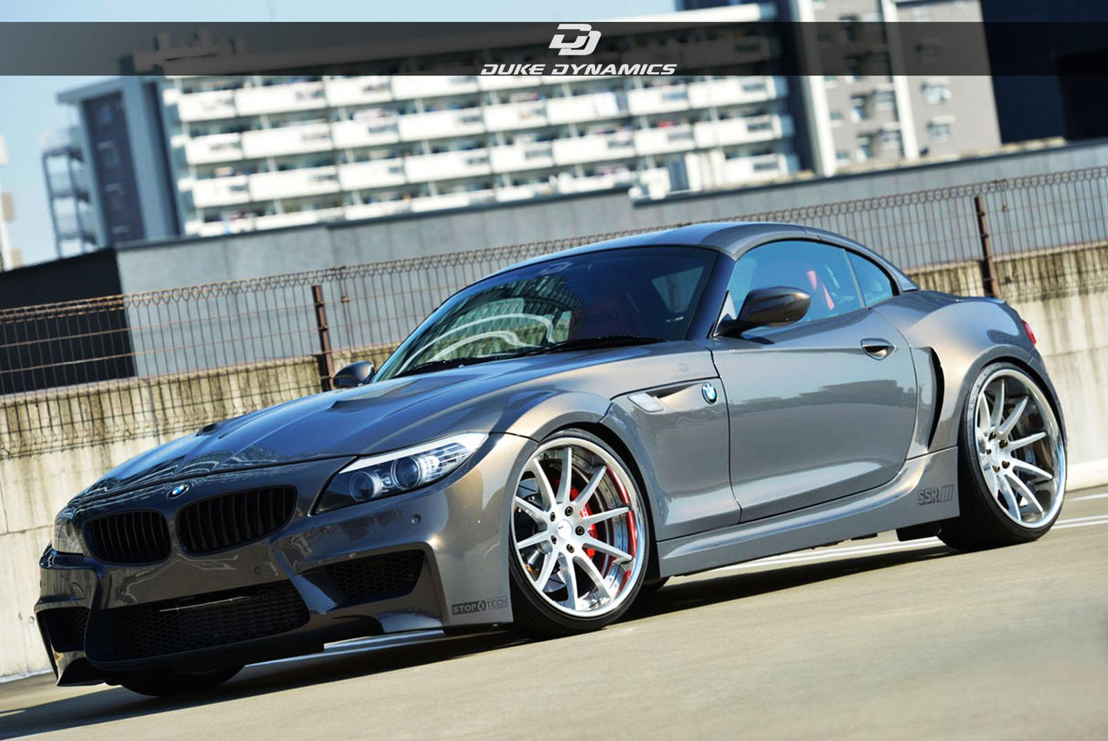 Duke Dynamics Bmw Z4 Wide Body Kit Picture 96629