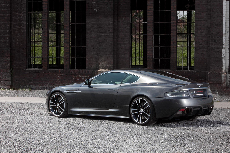edo Aston Martin...V12 Vanquish 2017