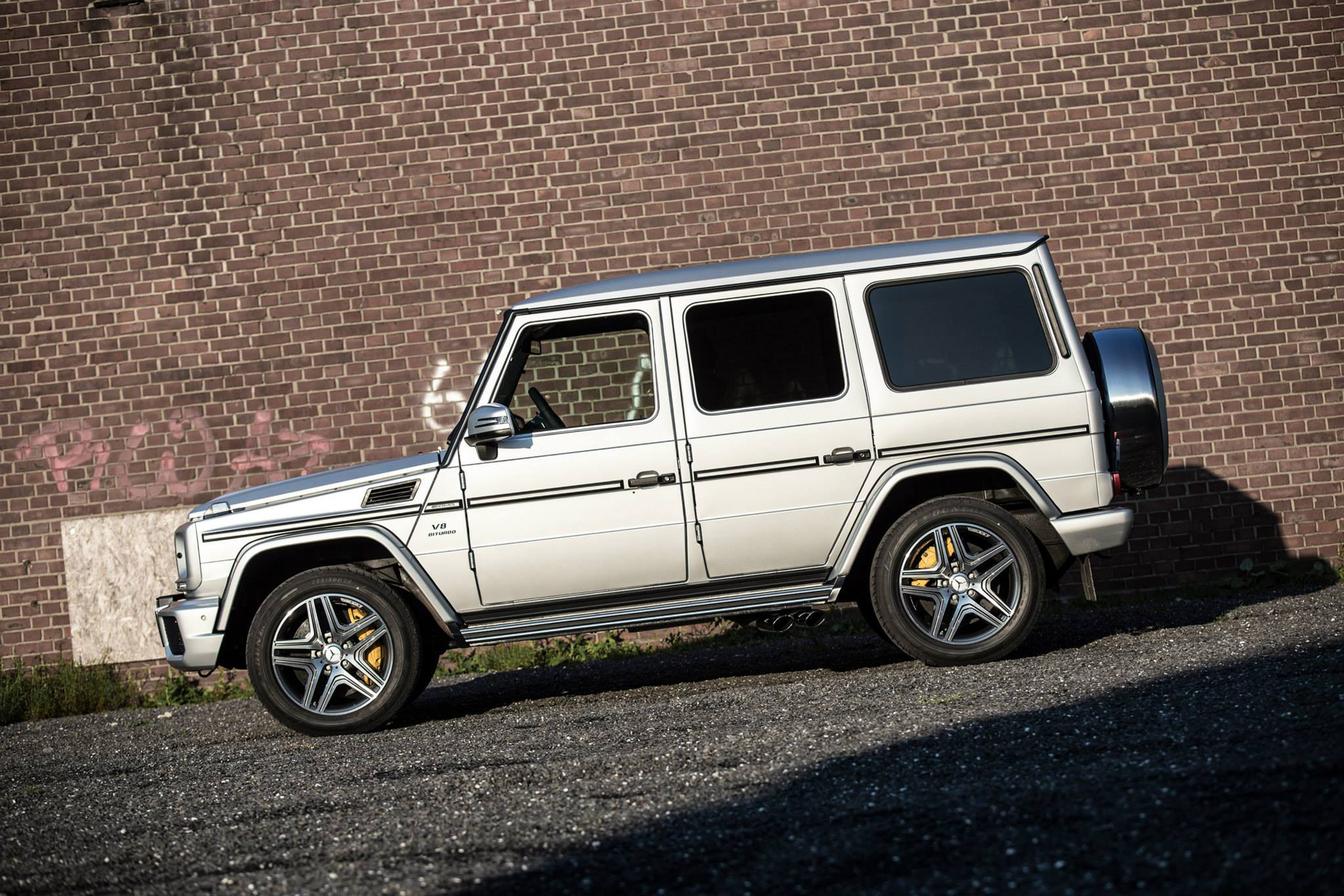 Mercedes benz g63 amg with power pack from edo competition for Mercedes benz g 63