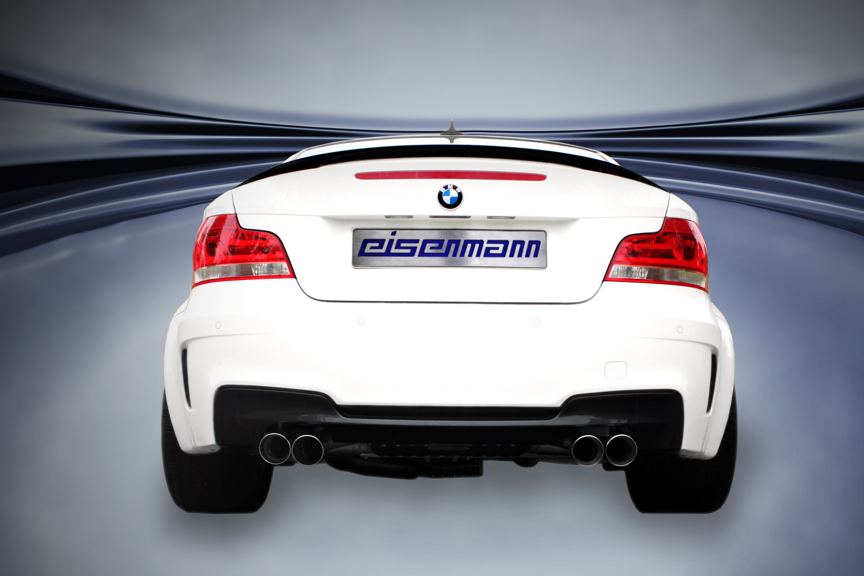 Eisenmann Sport Exhaust System BMW 1-Series M Coupe