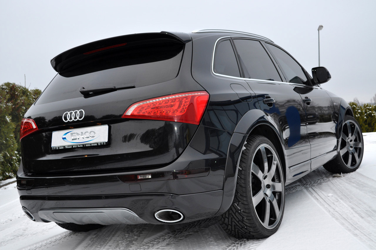 Audi Q5 2010 - Viewing Gallery