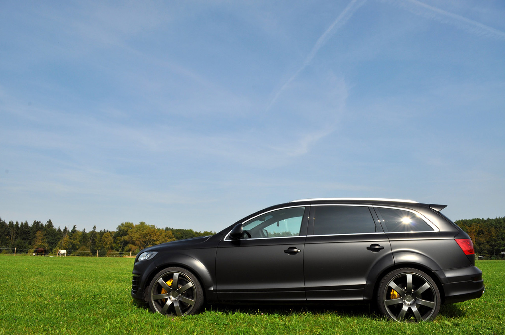 Q7 Review >> ENCO-Exclusive presents Audi Q7 3.0 TDI